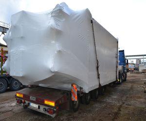 pakowanie wielkogabarytowe